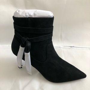 Charles Jourdan Black Boots